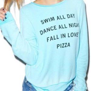 Wildfox Swim All Day Sweatshirt